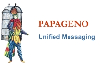 PAPAGENO Unified Messaging